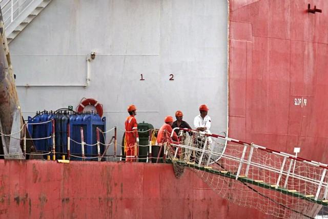 Αναγκαία η επαγρύπνηση των ναυτικών στον Κόλπο του Ομάν