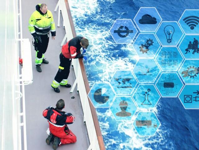 Χρήση ίντερνετ εν πλω: Ποιά η επίδραση στους ναυτικούς;