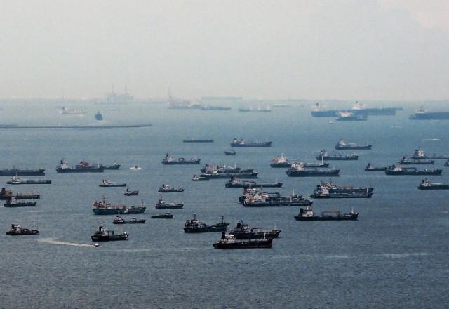 Ιστορικό ρεκόρ για την χωρητικότητα του παγκόσμιου εμπορικού στόλου