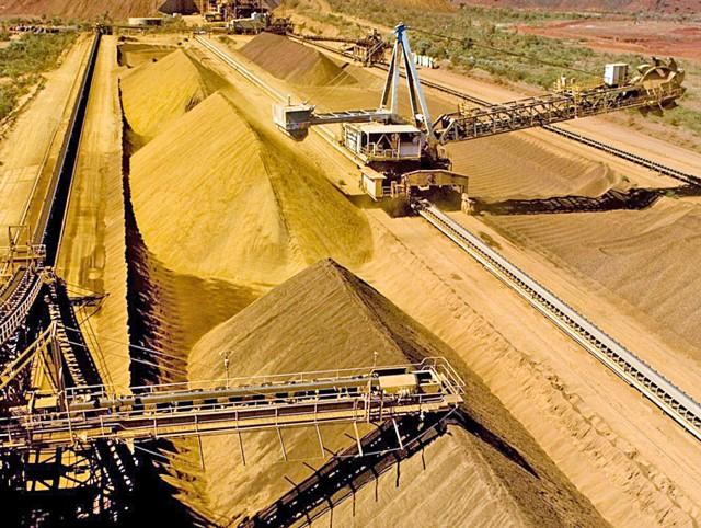 Σιδηρομετάλλευμα: Οι υψηλές τιμές φέρνουν χαμόγελα στα ινδικά ορυχεία