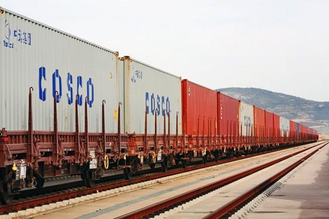 Η Cosco φέρνει πιο κοντά Ρωσία- Κίνα
