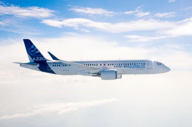 Η Airbus γράφει ιστορία