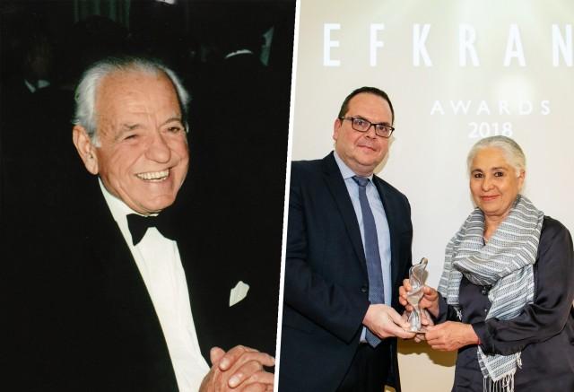 Τ. Κέδρος: Βραβείο για την συνολική προσφορά του στη Ναυτιλία
