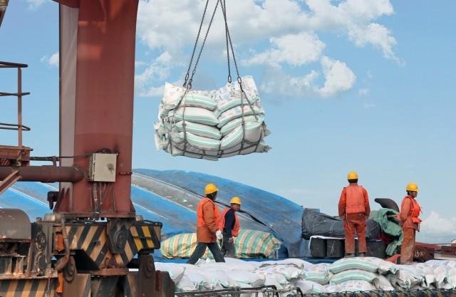 Οι νέες εκτιμήσεις για την παραγωγή σιτηρών της Κίνας