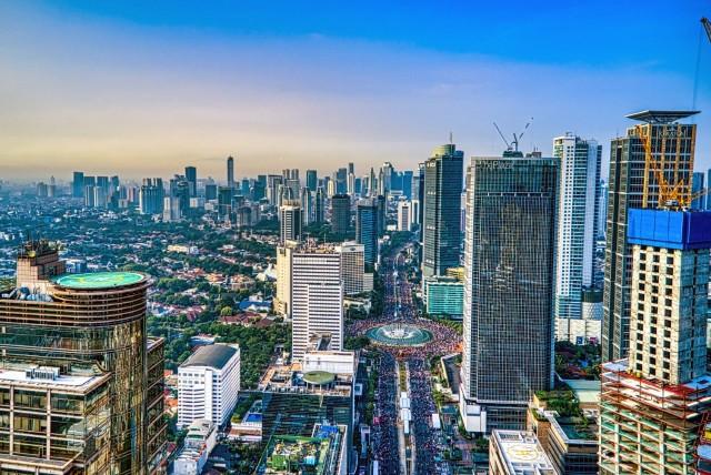 Ινδονησία: Ένα μεγαλεπήβολο σχέδιο παίρνει σάρκα και οστά