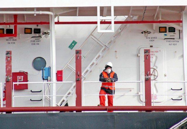 Covid-19: Η ασφάλεια των ναυτικών στο προσκήνιο της ναυτιλίας