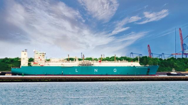 Κίνα: Mega-επενδύσεις για τη διανομή και την αποθήκευση LNG