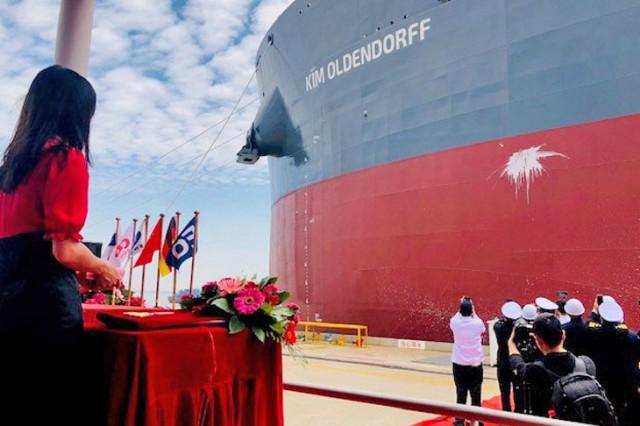 Oldendorff: Mega deals με κινεζικές εταιρείες leasing