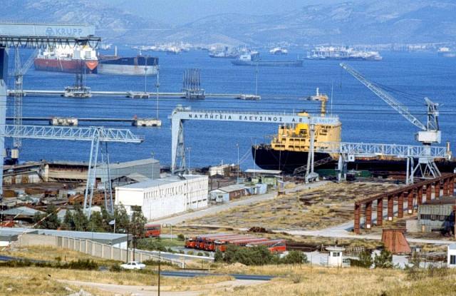 Με το βλέμμα στην Ελευσίνα η Onex Shipyards
