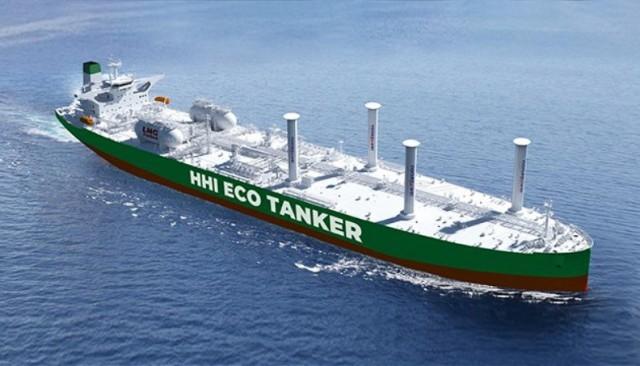 Πρόσω ολοταχώς προς «πράσινα» VLCC