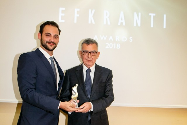 Α. Παπαγιαννόπουλος: Βραβείο για τη Διεθνή Προβολή της Ελληνικής Ναυτιλίας
