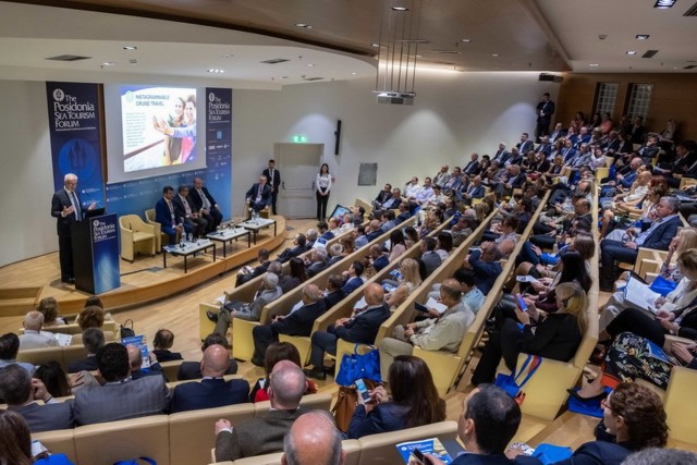 Νέο ρεκόρ συμμετοχών στο 5ο Posidonia Sea Tourism Forum