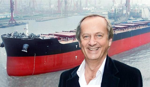 Στα χέρια της DryShips του Γ. Οικονόμου περνά η Heidmar