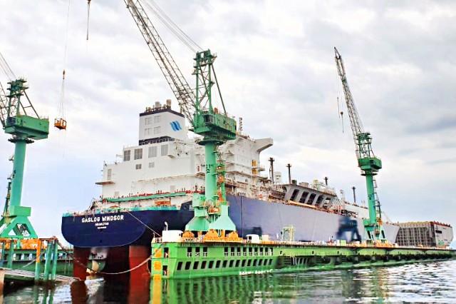Το νέο πλοίο της GasLog