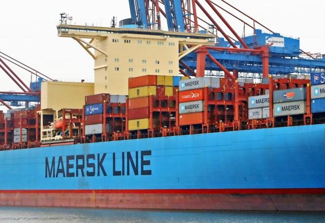 Σπάει όλα τα ρεκόρ η Maersk