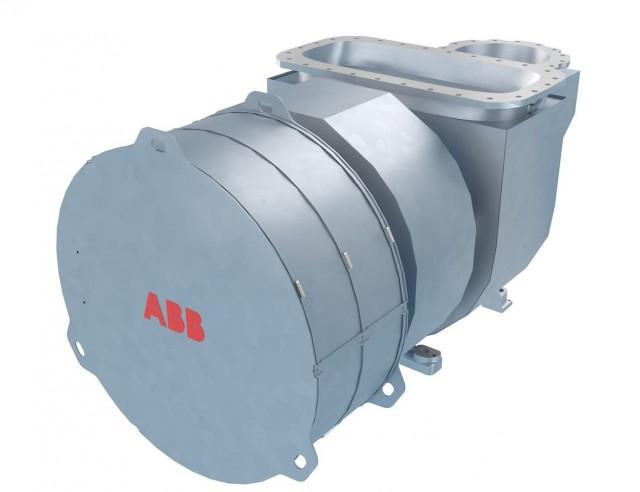 ABB: Νέοι συμπαγείς υπερπληρωτές για την αγορά ναυτικών μηχανών χαμηλής ταχύτητας