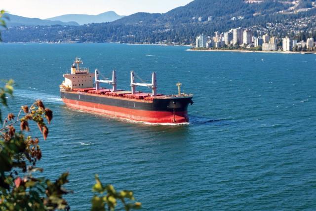 H ναυτιλιακή βιομηχανία επενδύει σε βιώσιμη ανάπτυξη
