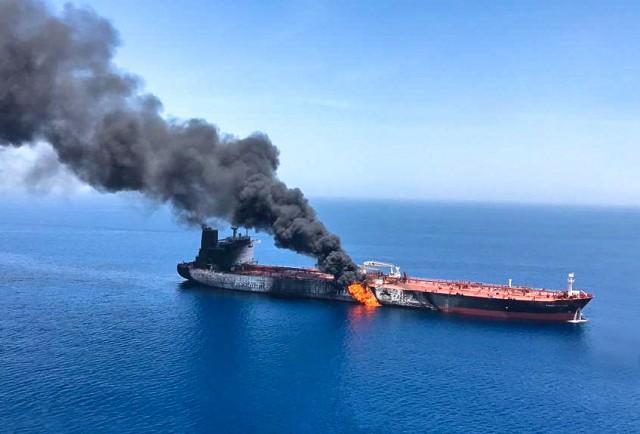Ανήσυχη η ελληνική ναυτιλία από τις επιθέσεις στον Κόλπο του Ομάν