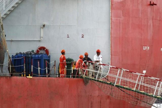 Νιγηρία: Ελεύθεροι οι 10 Τούρκοι ναυτικοί