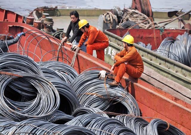 Κίνα: Αυξάνει τους δασμούς anti-dumping στις εισαγωγές χάλυβα