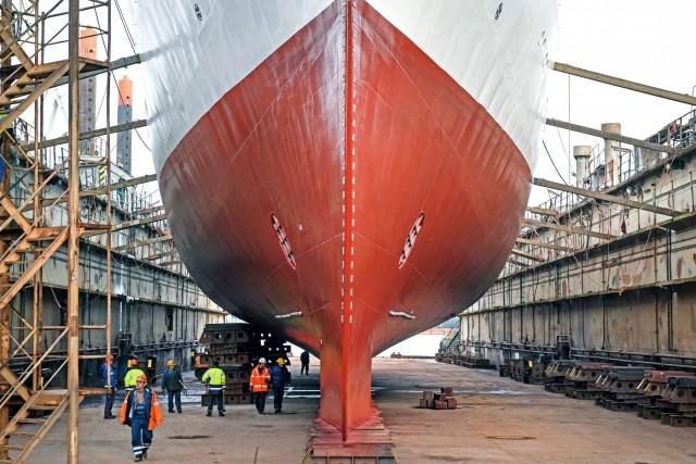 Στα «μικρά» ναυπηγεία επενδύουν οι ΗΠΑ