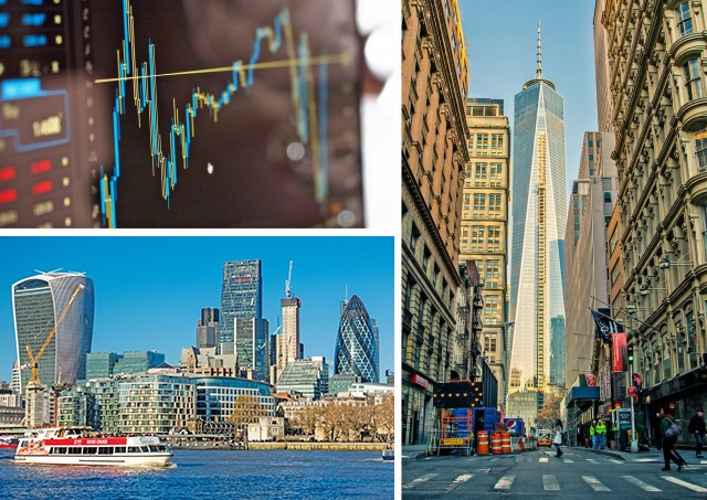 Με το βλέμμα στραμμένο στα επιτόκια οι αγορές