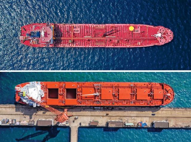 Ανησυχία στη ναυτιλιακή βιομηχανία λόγω εμπορικών πολέμων