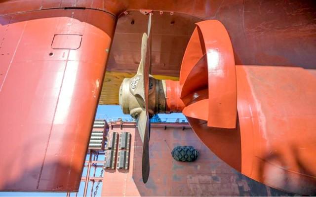 Μία νέα λύση εξοικονόμησης καυσίμων για πλοία
