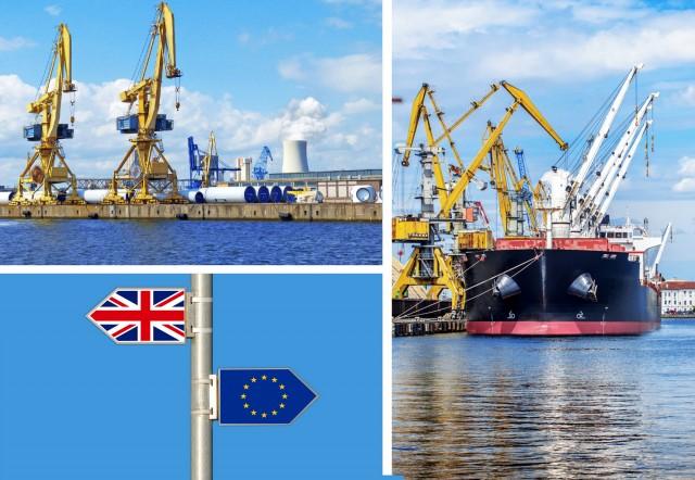 Το Brexit φέρνει ανησυχία στους βρετανικούς λιμένες