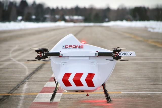 Τα drones φέρνουν επανάσταση στα logistics