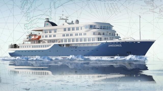 Ένα ακόμα φιλικό προς το περιβάλλον κρουαζιερόπλοιο εξερεύνησης