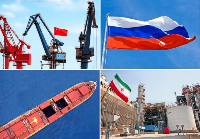 Εμπορικά «δίχτυα» στην Ασία απλώνει η Ρωσία