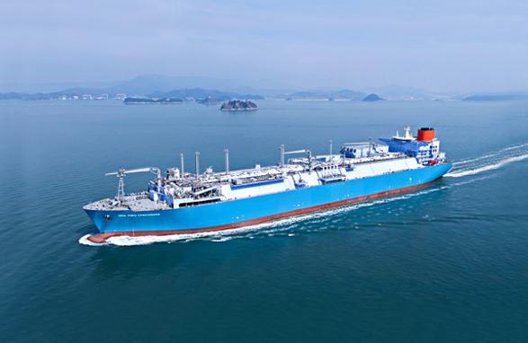 Το φυσικό αέριο «κερδίζει» την Ασία