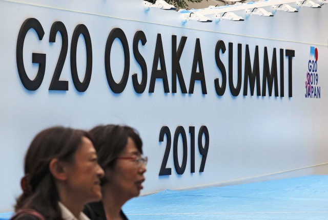 Σύνοδος G20: «αγκάθια» και προκλήσεις