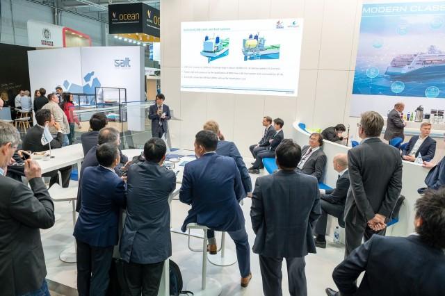 Νέα πρωτοποριακά σχέδια για bulk carriers