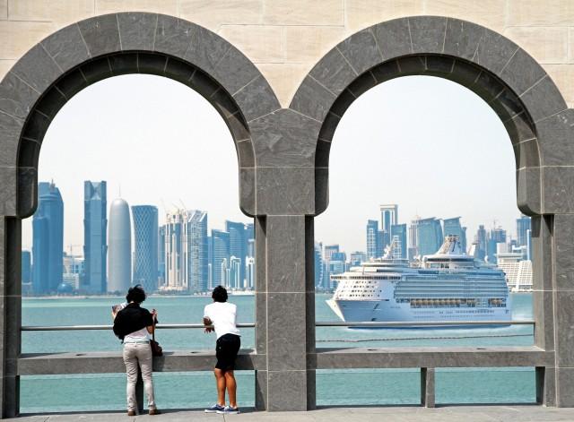 Στην κρουαζιέρα επενδύει το Κατάρ