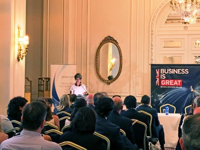 Το μέλλον της ναυτιλίας στο 5ο Ελληνο-Βρετανικό Ναυτιλιακό Forum