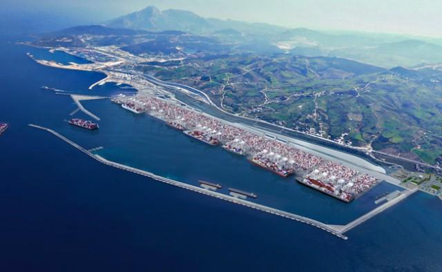 Στα «σκαριά» ένα νέο μεγάλο λιμάνι