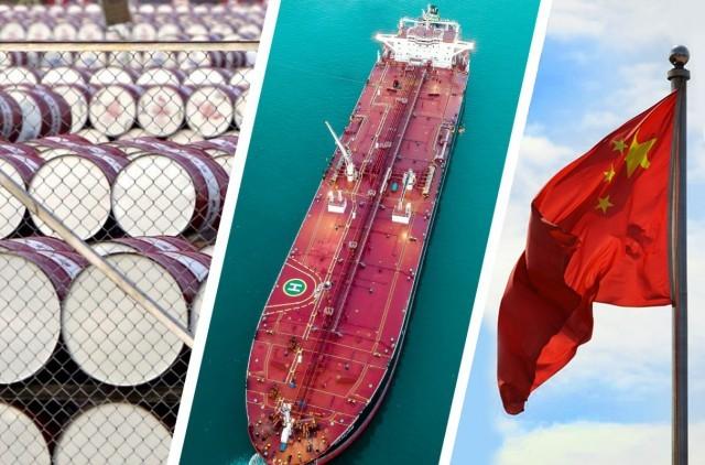 Τα δεξαμενόπλοια στις «συμπληγάδες» μεταξύ ΗΠΑ-Κίνας