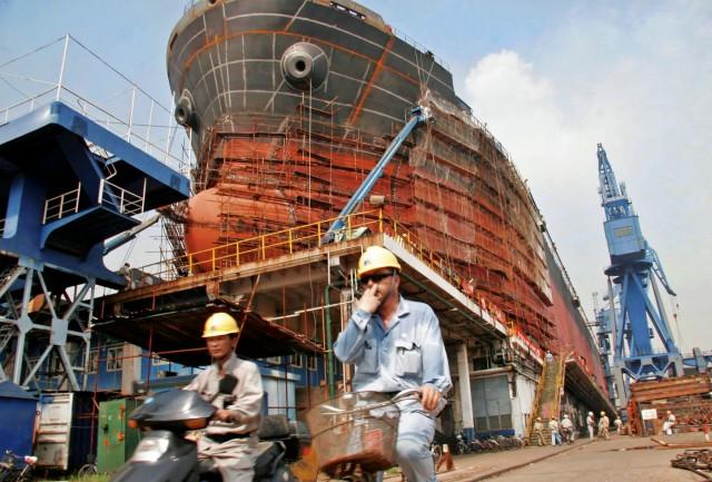 Συγχώνευση-σταθμός στη ναυπηγική βιομηχανία