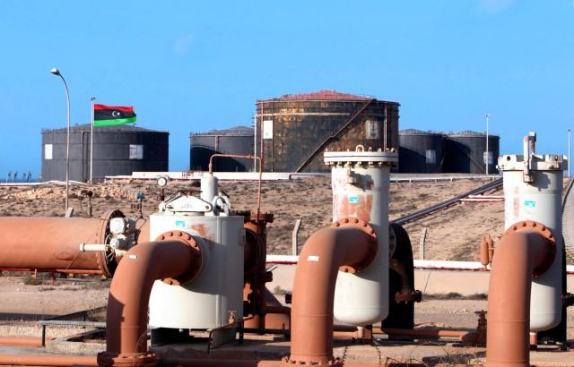 Σε ανάκαμψη η παραγωγή πετρελαίου στη Λιβύη