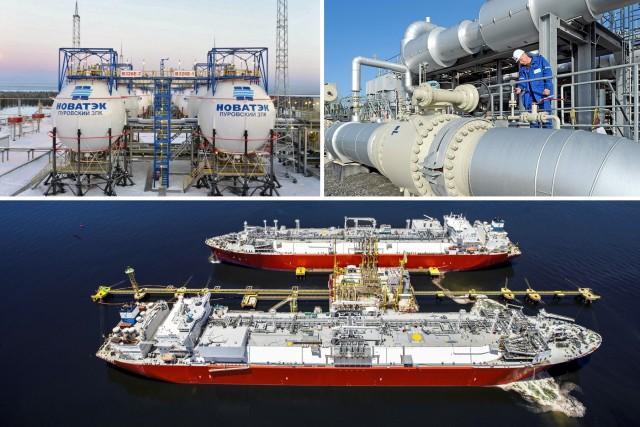 Ιαπωνική «σφραγίδα» στο Arctic LNG 2