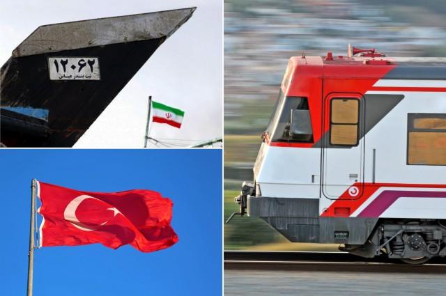 Οι κυρώσεις φέρνουν πιο κοντά Άγκυρα-Τεχεράνη