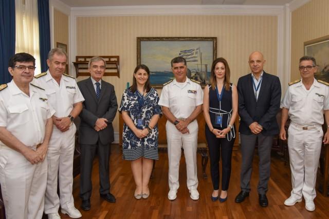 Η ελληνική ναυτιλία στηρίζει το Ναυτικό Νοσοκομείο Αθηνών