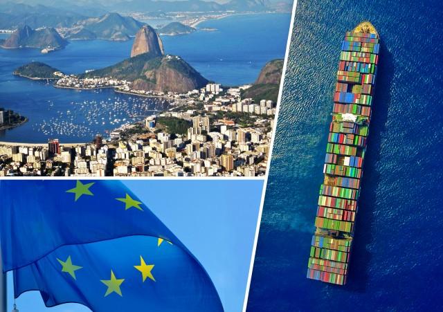 Η συμφωνία ΕΕ-Mercosur φέρνει τα πρώτα χαμόγελα
