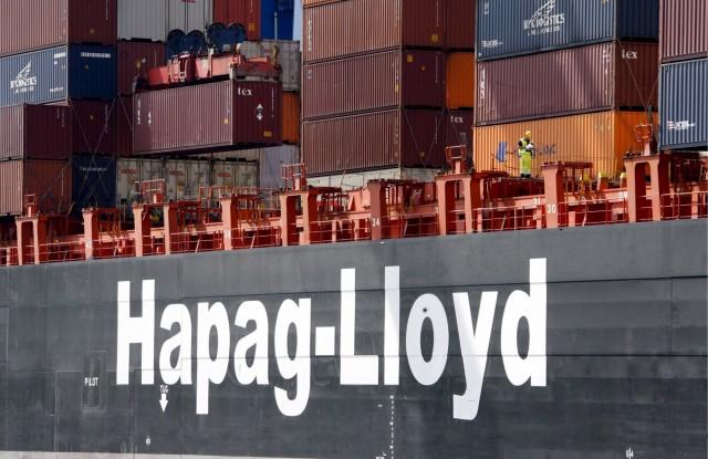 Hapag-Lloyd: Παραγγελία για έξι ακόμα mega-containerships
