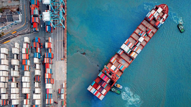 Στα σκαριά ένα λιμάνι προηγμένης τεχνολογίας