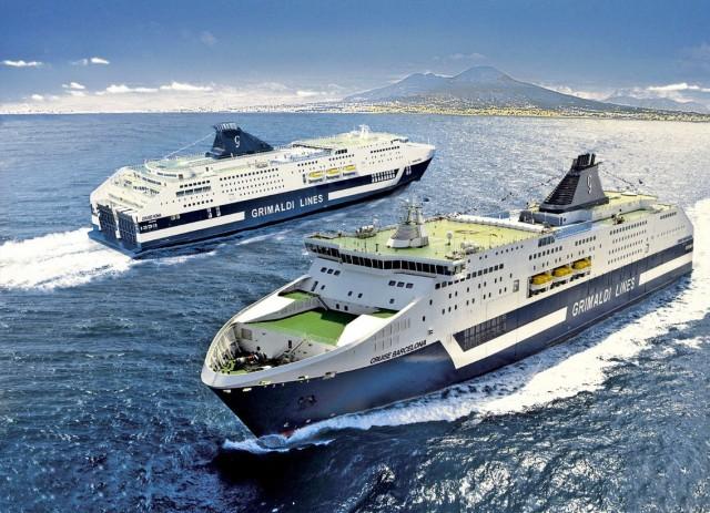 Ο όμιλος Grimaldi στρέφεται προς τις «πράσινες» λύσεις για τα πλοία του
