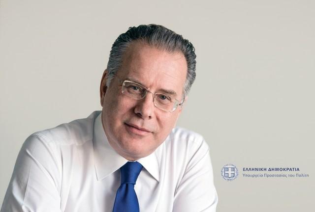Γ. Κουμουτσάκος: Ποιός είναι ο νέος υπουργός Μεταναστευτικής Πολιτικής
