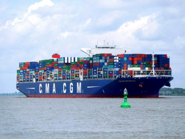 H CMA CGM «επιστρέφει» στον Περσικό